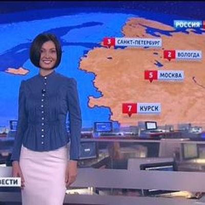 метеоролог озвучивает прогноз погоды