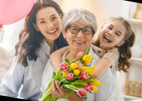 Мама и две дочери