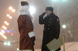 рапорт Деду Морозу