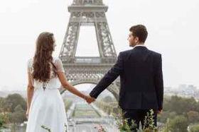 свадьба на французской земле